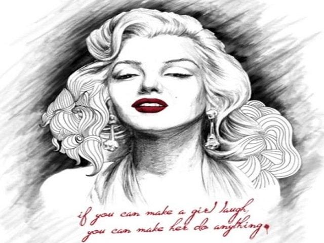 frasi Marilyn Monroe amore