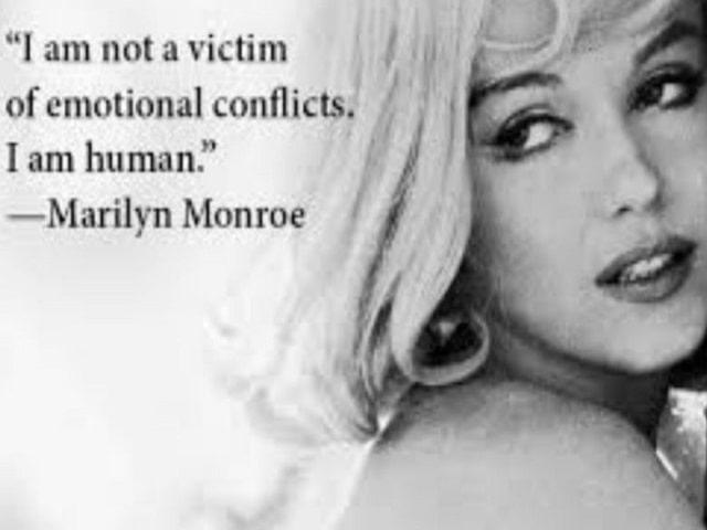 frasi Marilyn Monroe inglese