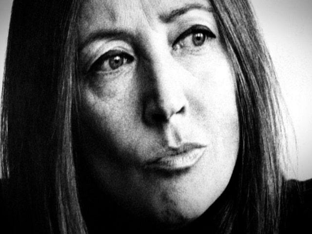 frasi Oriana Fallaci sulla delusione