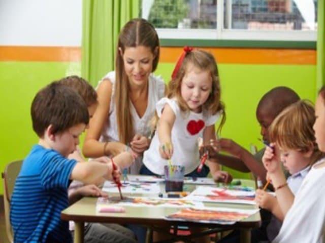 frasi per maestre scuola infanzia