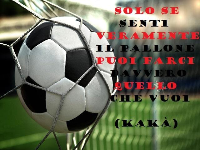 frasi sul calcio brevi