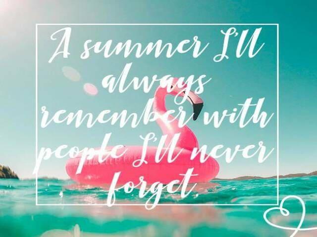 frasi sull'estate in inglese 2