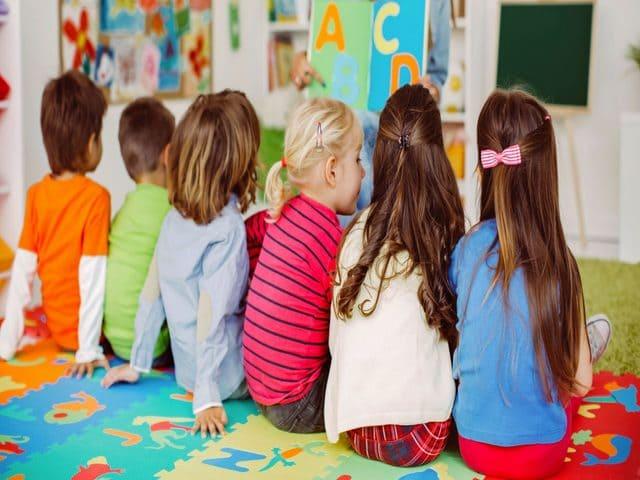 frasi sulla scuola dell'infanzia