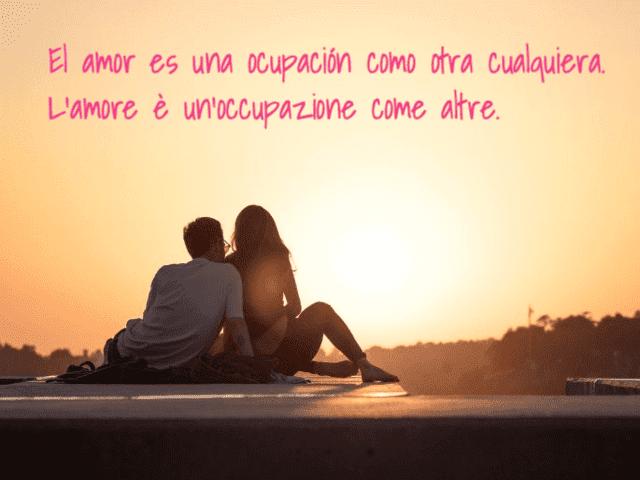 spagnolo frasi amore