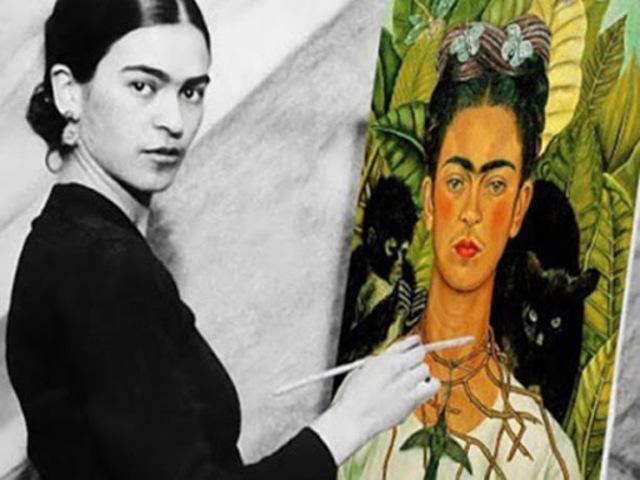 immagini frida kahlo