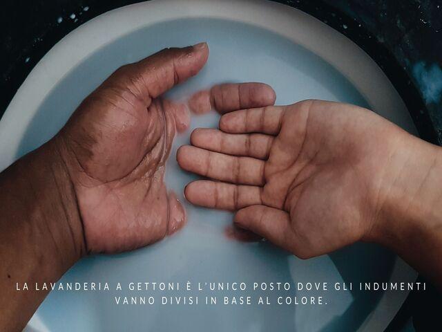 immagini sul razzismo