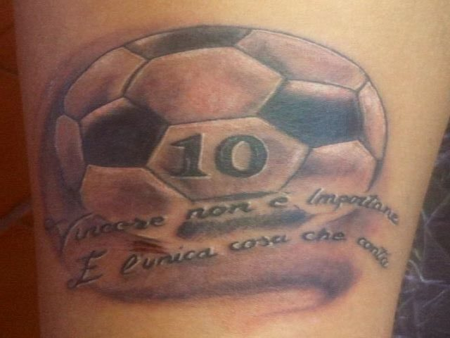 le più belle frasi sul calcio
