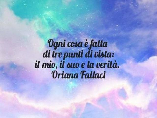 Oriana Fallaci frasi sull'amore