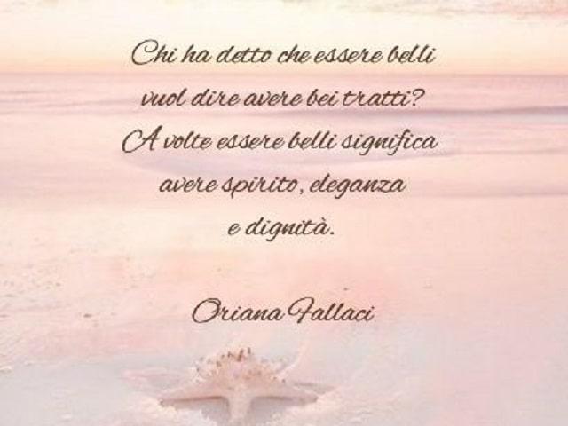 Oriana Fallaci frasi