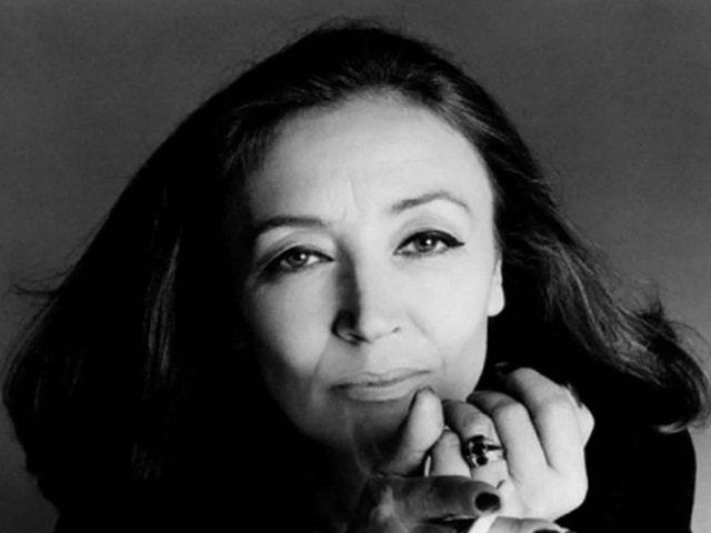 Oriana Fallaci Lettera a un bambino mai nato frasi