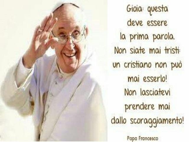 papa francesco aforismi