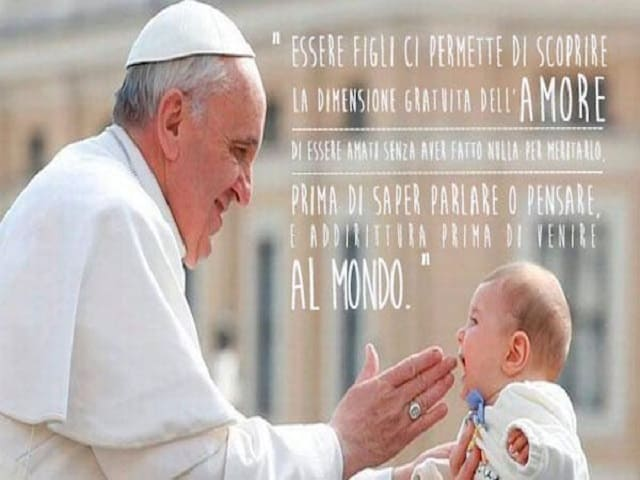 papa francesco frasi famiglia