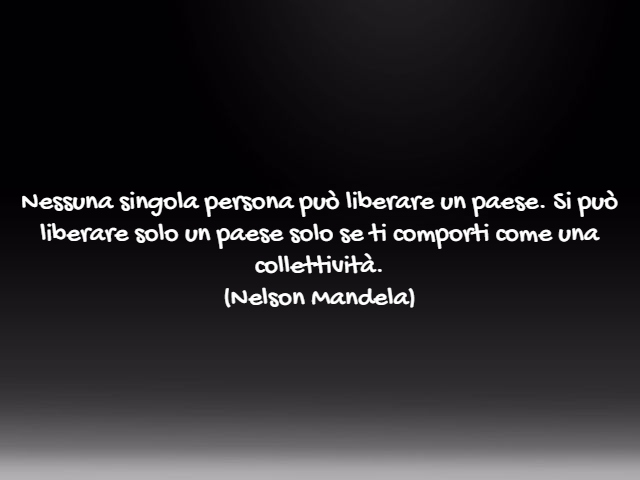 immagini Nelson Mandela
