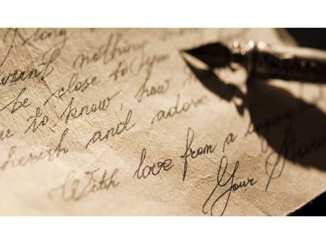 lettere d'amore commoventi