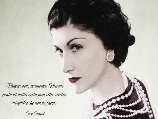 aforismi di Coco Chanel