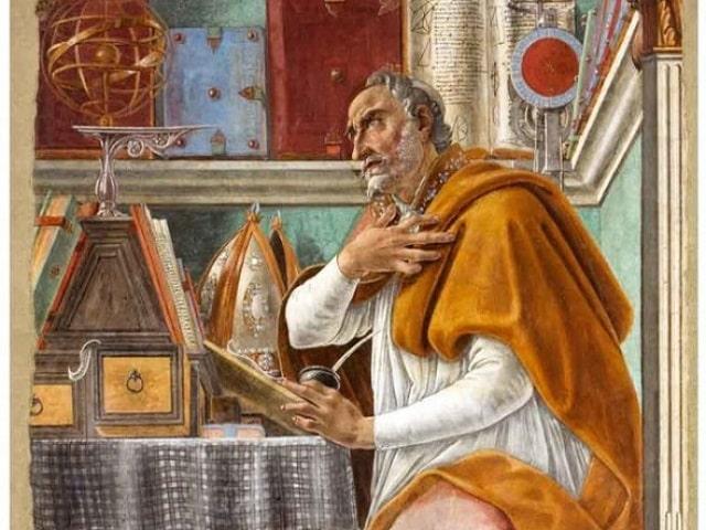 aforismi Sant'Agostino