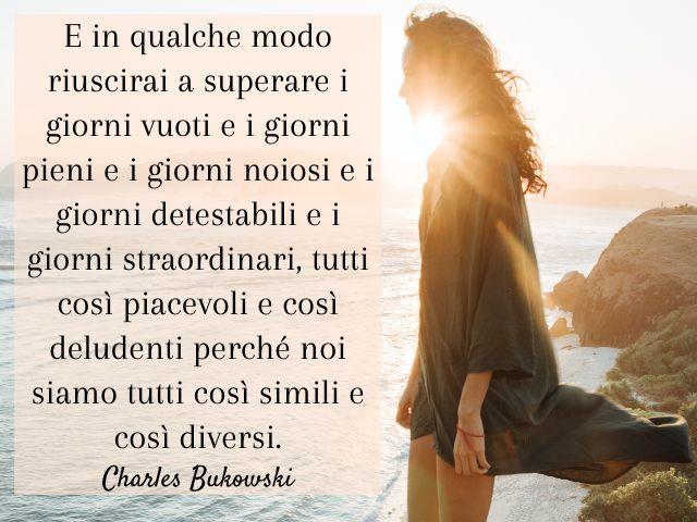 charles bukowski frasi belle