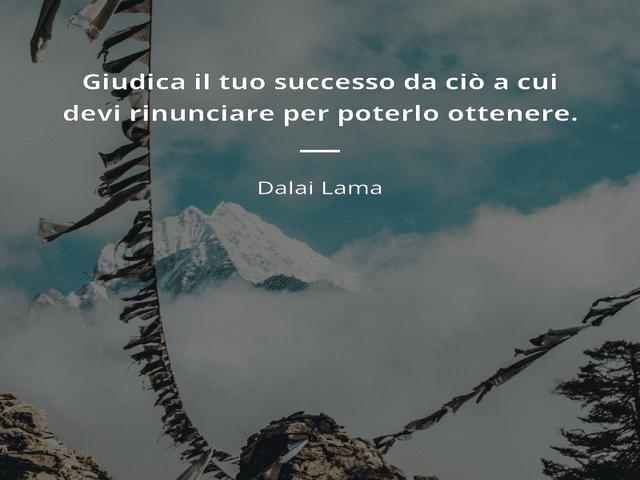 citazioni Dalai Lama
