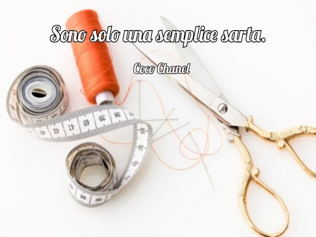Coco Chanel frasi celebri