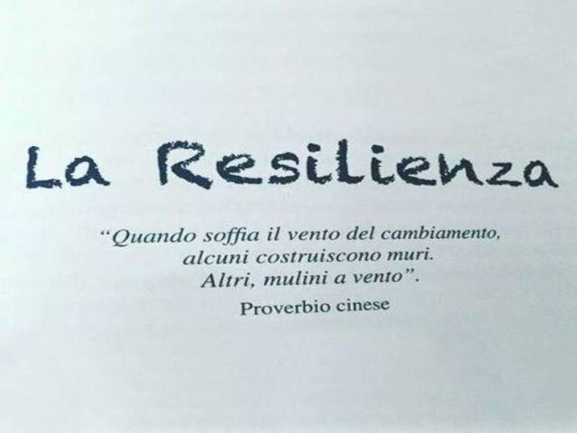 frase resilienza