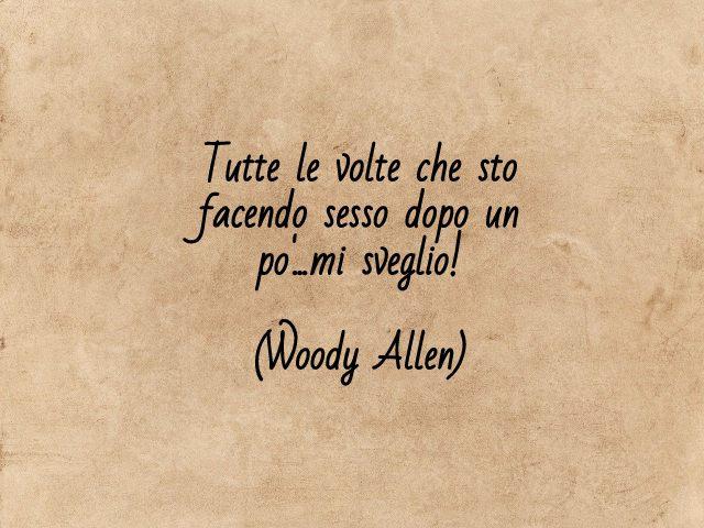 frase woody allen