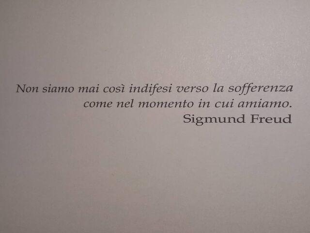 frasi amore Freud