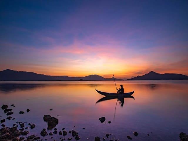 frasi canzoni tramonto