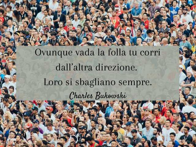 frasi celebri di bukowski
