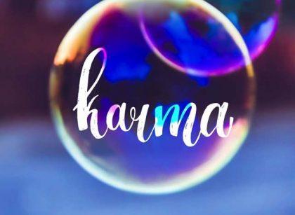 frasi celebri karma