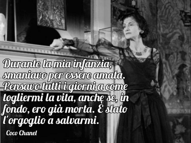 frasi di Coco Chanel in francese