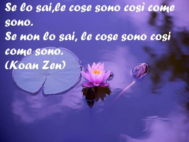 frasi di filosofia zen