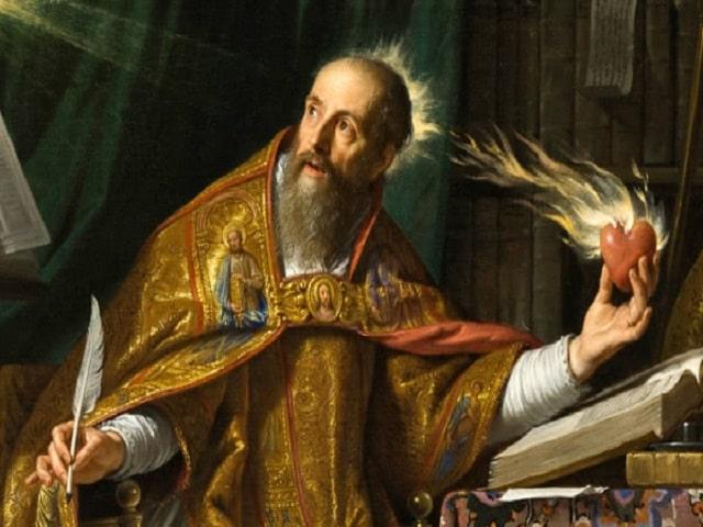 frasi di Sant'Agostino sull'amore
