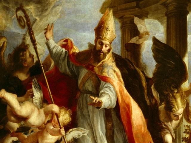 frasi e immagini di Sant'Agostino