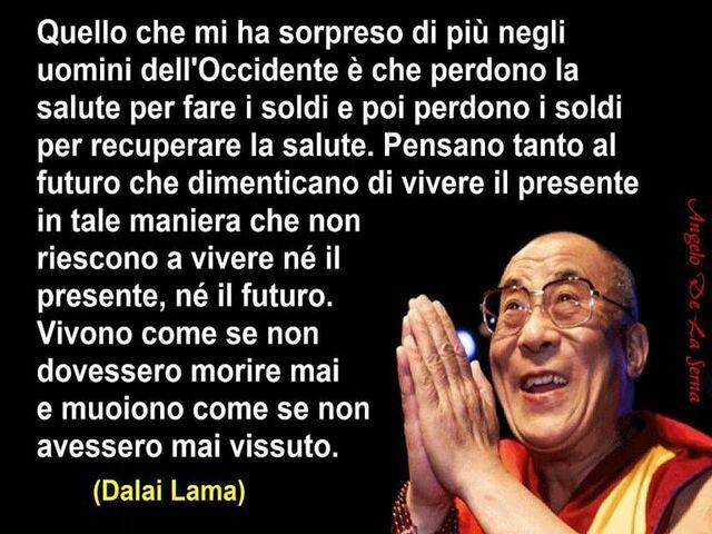 frasi famose dalai lama