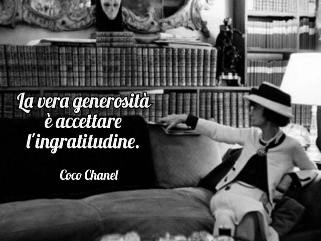 frasi sui 40 anni Coco Chanel