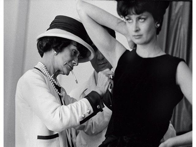 frasi sulla femminilità Coco Chanel