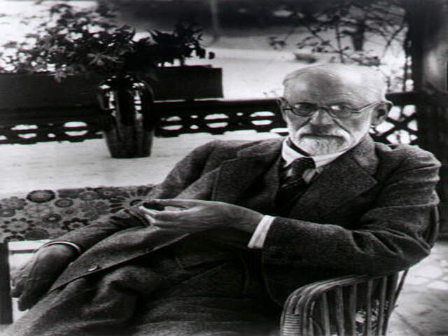 frasi sulla follia Freud