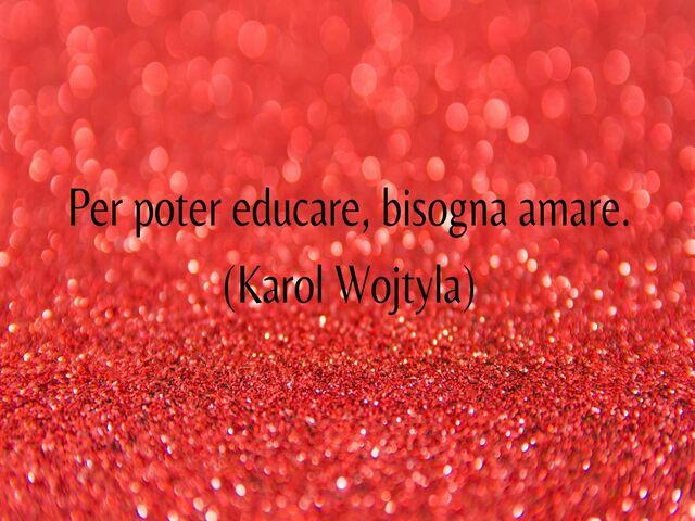 frasi sull'educazione