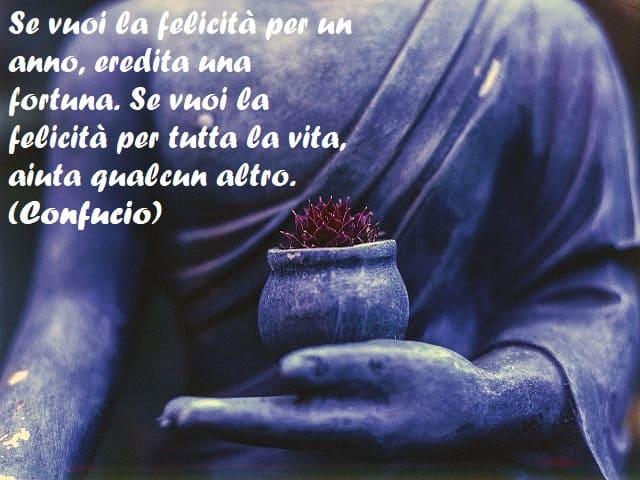 frasi zen felicità