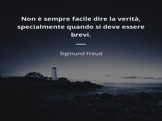 immagini con frasi Freud