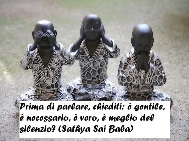 silenzio aforismi zen