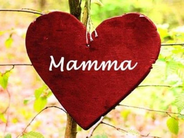 ti voglio bene mamma