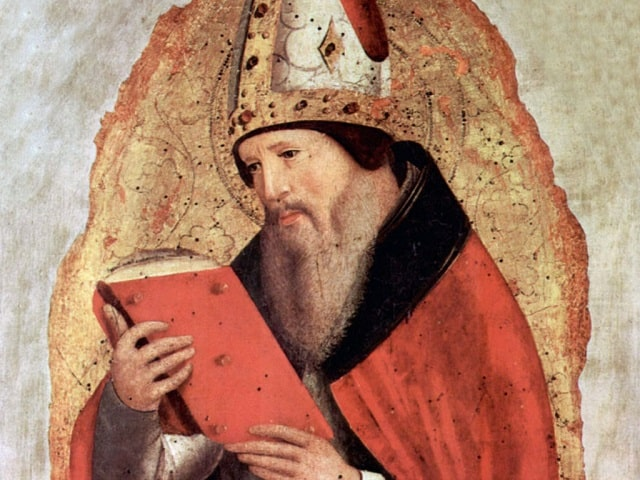 frase Sant'Agostino