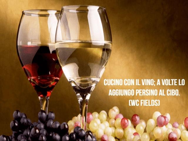 frasi sul cibo e vino