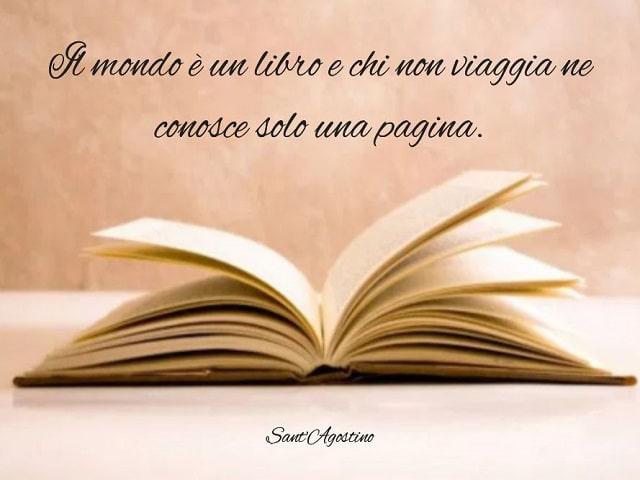 Le confessioni di Sant'Agostino frasi