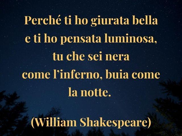 le frasi più belle di shakespeare