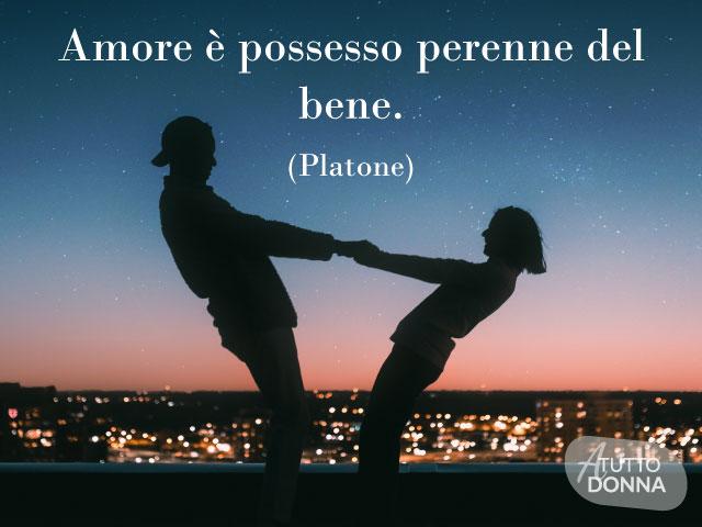 platone-amore possesso del bene