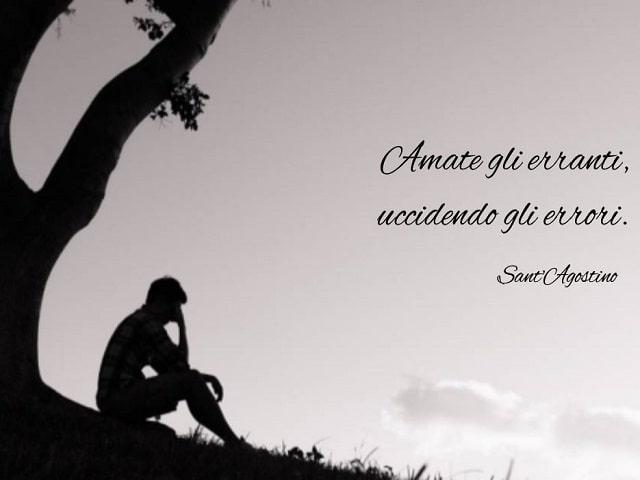 Sant'Agostino citazioni