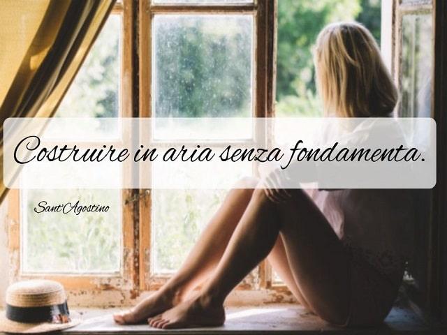 Sant'Agostino frasi