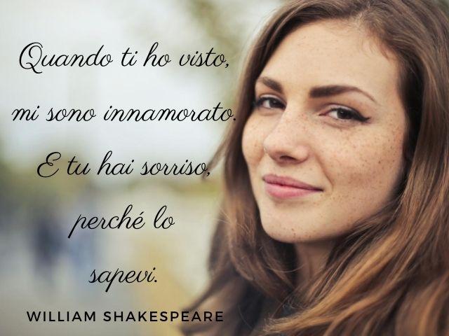 w. shakespeare frasi